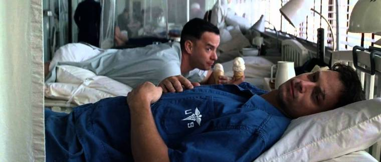 Things That Suck: Forrest Gump  – Only I Stand Here