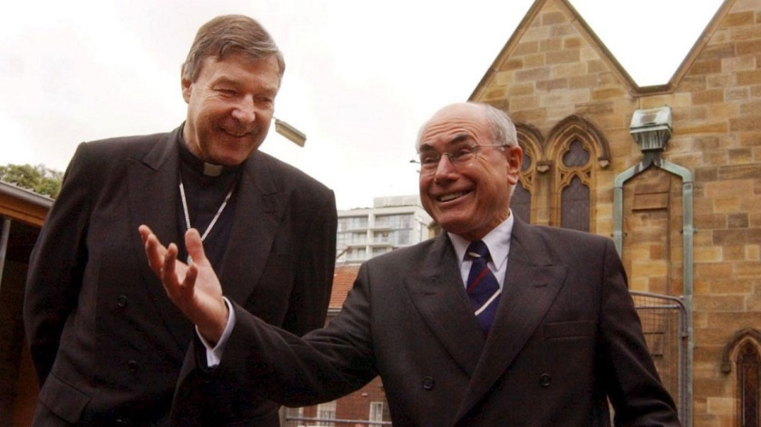 John Howard and George Pell - Peas in a pod
