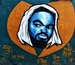 Street Art 004 - AC-DC Lane; Method Man 02