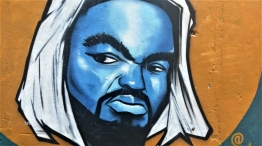 Street Art 004 - AC-DC Lane; Method Man 03